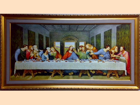 ''The Last Supper'' - Leonardo da Vinci